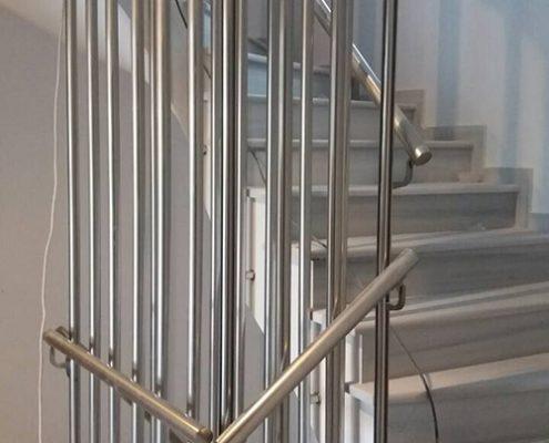Σκάλες Αλουμινίου