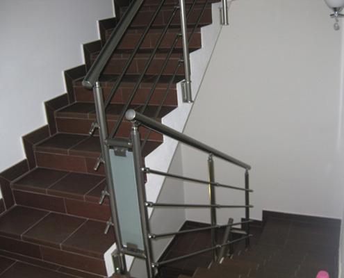 Σκάλες Αλουμινίου - Εφαρμογές